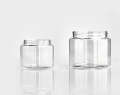 LOGO_Square PET Jars 250ml 70/400 and 500ml 89/400 neck finish