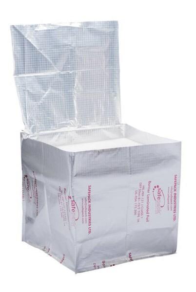 LOGO_INSUSAFE – Aluminium Laminates with Scrim / Woven Fabric / Non-woven / Cotton Fabric