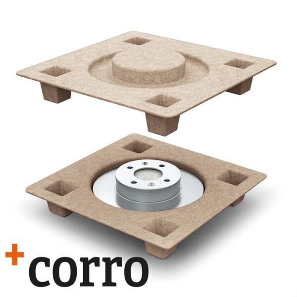 LOGO_Faserformpolster mit Korrosionsschutz