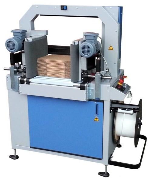 LOGO_Umreifungsmaschine für schwere Packstücke