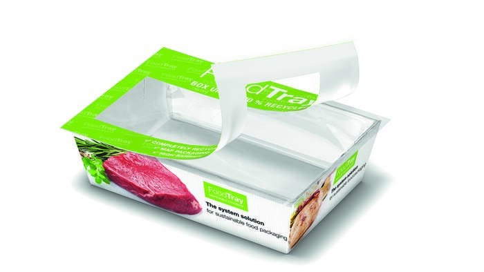 LOGO_FoodTray - The new recyclable, sustainable system solution for food packaging