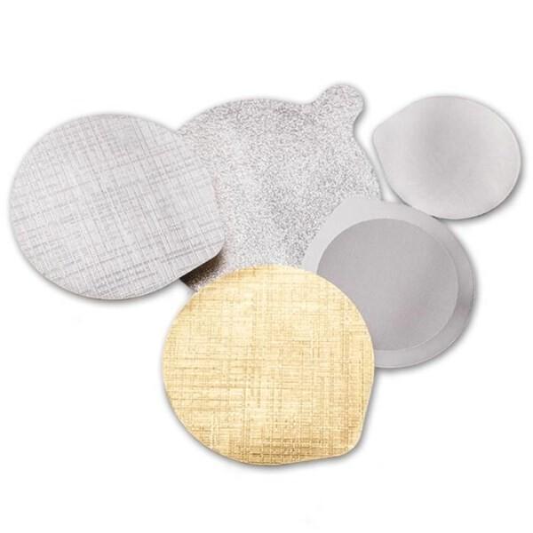 LOGO_Aluminium seals, flat