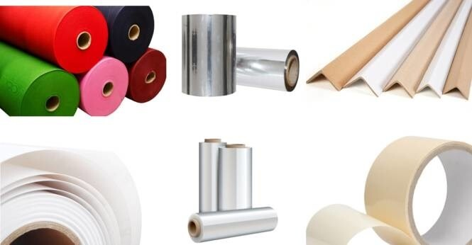 LOGO_Industrial packaging: spiral and parallel wound cores & tubes and edge protectors