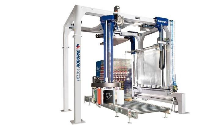 LOGO_Helix 4 Evo - Neuer automatischer Dreharmwickler für hohe Produktionsleistung