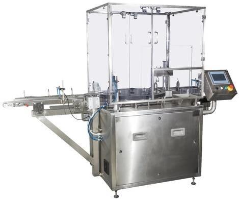 LOGO_Pharmline Compact - Vollautomatisches Abfüllen und Verschließen von Flüssigkeiten