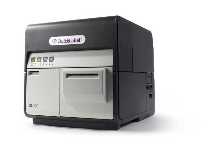 LOGO_Kiaro! QL-120 - Professioneller digitaler Farbdesktopdrucker