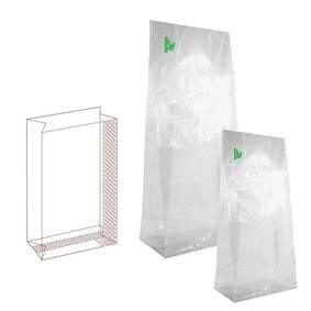LOGO_Biodegradable Bottom Light Pouches