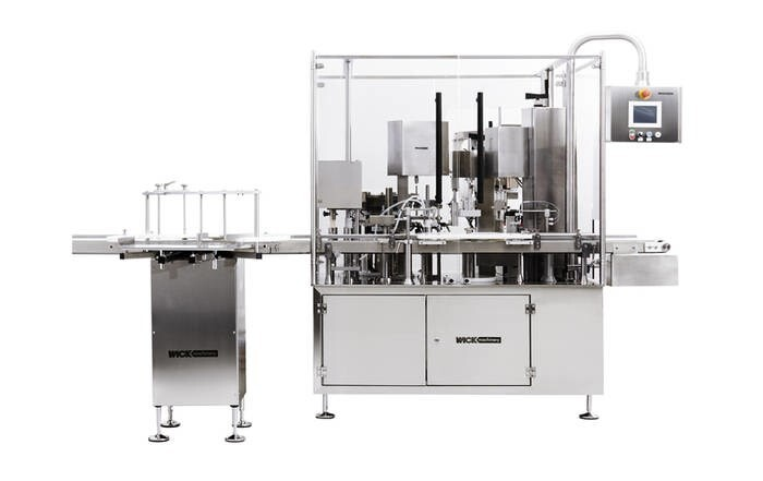 LOGO_filling and capping machine Minican Pharma