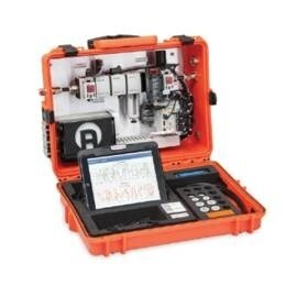 LOGO_AVENTICS™ Smart Pneumatics Analyzer analyzes and visualizes pneumatic installations and systems