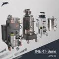 LOGO_INERT SERIE - Industriesauger für die Absaugung brennbarer Stäube / 3D-Druck Industriesauger