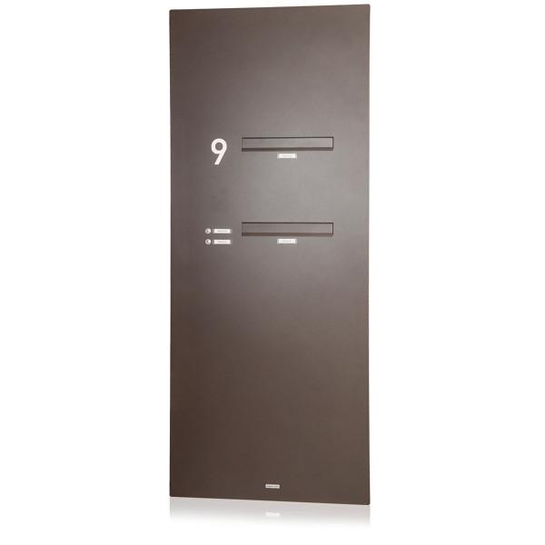 LOGO_Briefkastenanlagen für Türseitenteile