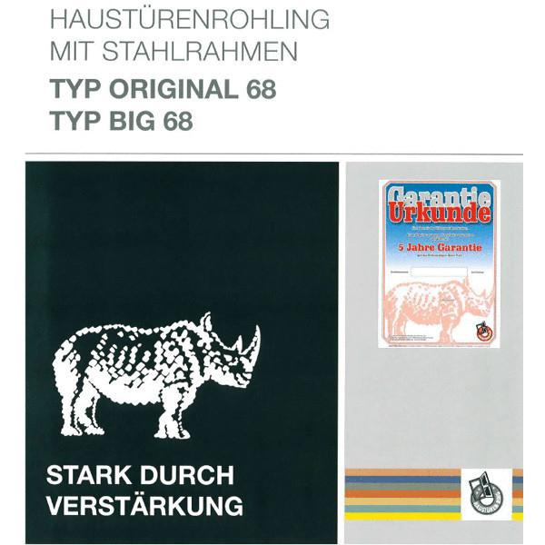 LOGO_Haustürenrohling Typ Original