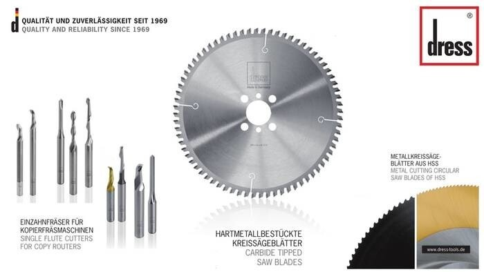 LOGO_Carbide tipped Saw Blades for non-ferrous metals