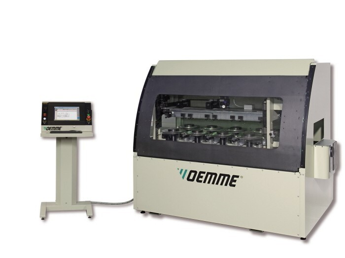 LOGO_Thermal break profiles assembly equipment