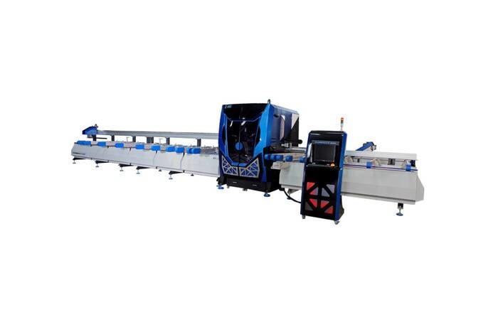 LOGO_TURBOCUT 500 PVC Profil Bearbeitungszentrum