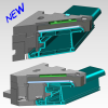 LOGO_special: covering suppport blocks for welding machines