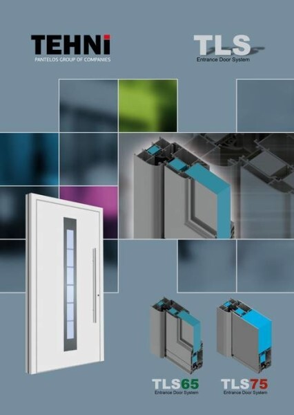 LOGO_TLS Entrance Door System