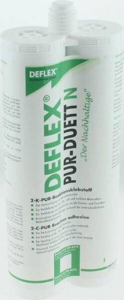 LOGO_Nachhaltige DEFLEX-Kleber, DGNB