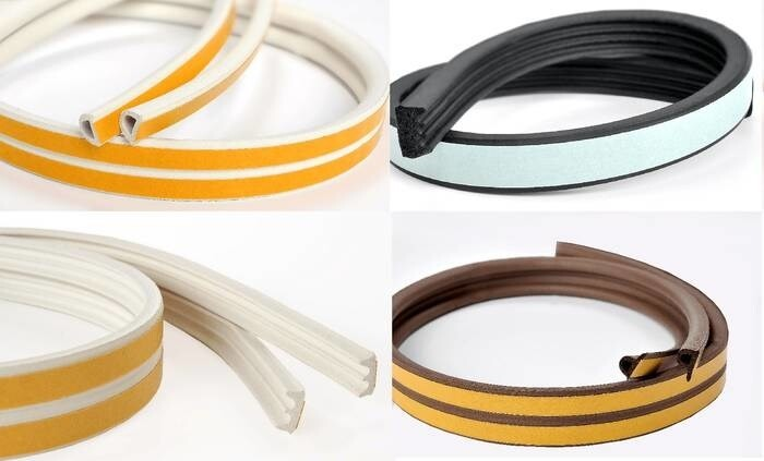 LOGO_Self-adhesive EPDM rubber profiles