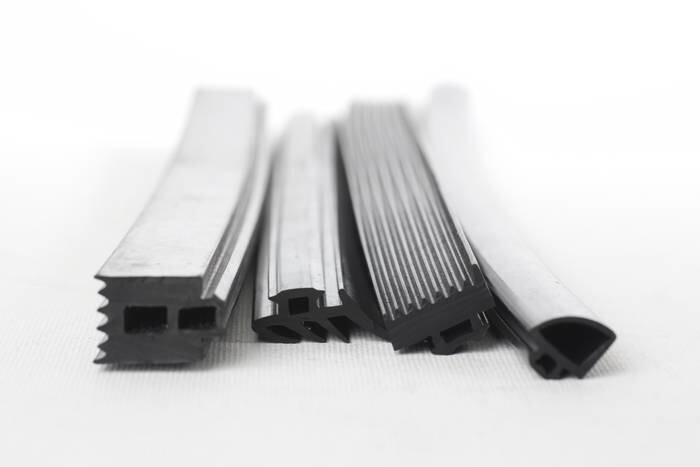 LOGO_EPDM rubber profiles for PVC, aluminium and wooden windows and doors