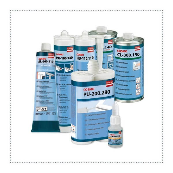 LOGO_COSMO Adhesives for window and door construction
