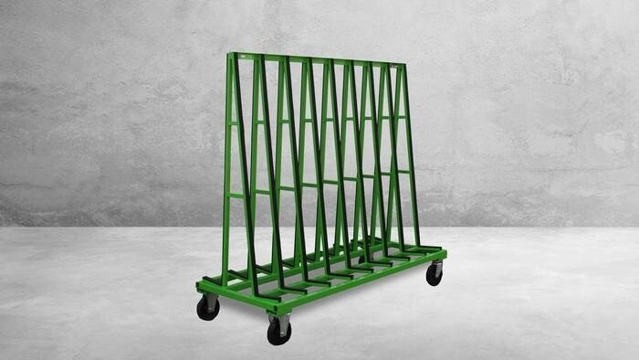 LOGO_Transport and storage rack for glass (TL-100/TL-110)