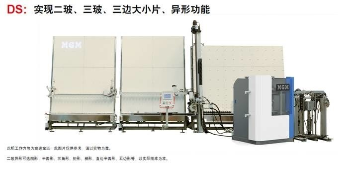 LOGO_DS Automatic Sealing Robot