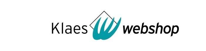 LOGO_Klaes Webshop. Your branch on the Internet.