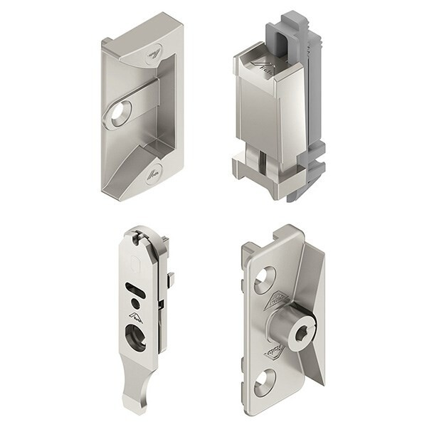 LOGO_More operating convenience for windows and balcony doors I Robust and reliable with a new lifting mishandling device and a new balcony door bullet catch
