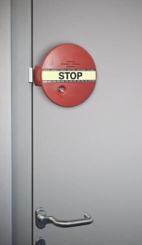 LOGO_GfS DEXCON (DOOREXITCONTROLLER) – reduziert Missbrauch  von Notausgangstüren und Fluchtfenstern