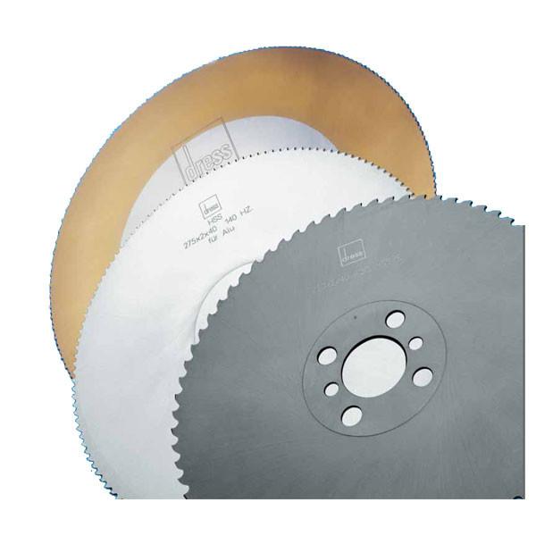 LOGO_Metal cutting circular saw blades of HSS