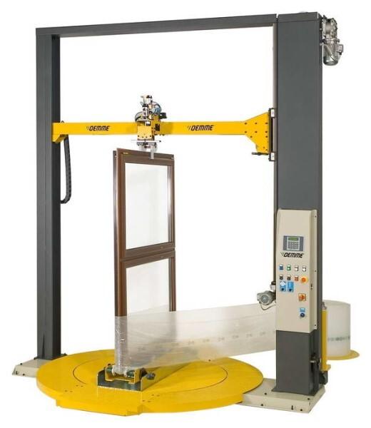LOGO_Verpackungsmaschine für die Fenster- und Türrahmen
