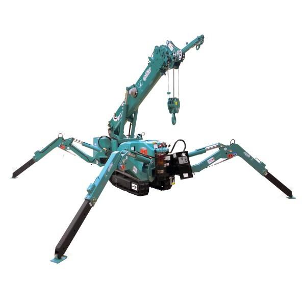 LOGO_Mini Crane Maeda MC 285-2 CRM-E