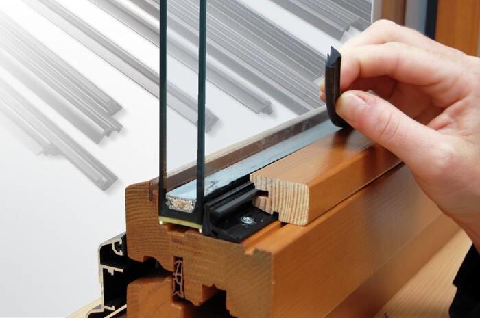 LOGO_FIXclip-Schiene Verglasungssystem von KNAPP®