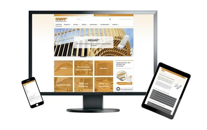 LOGO_Neue Webseite mit Vorbemessungstool bei KNAPP®