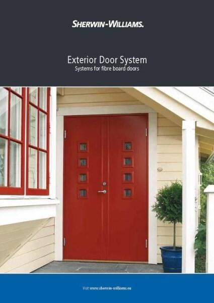 LOGO_Exterior Door System - Systems for fibre board doors