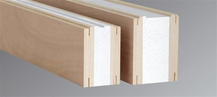 LOGO_Plinth elements for wooden and wood-metal lifting sliding doors