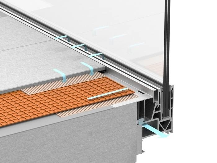 LOGO_Geländersystem AQUA VIVA mit integrierter Entwässerung
