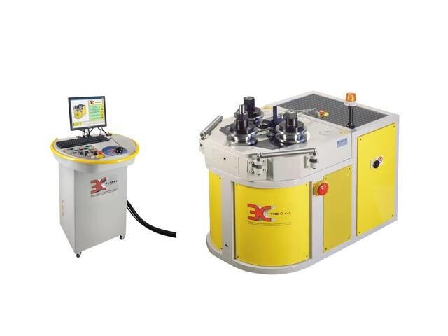 LOGO_Biegemaschinen für Metallprofile, Aluminium und PVC