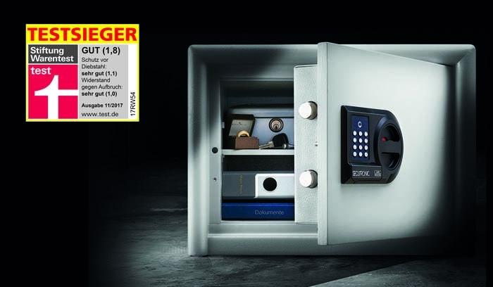 LOGO_Testsieger: Tresor Combi-Line CL 20 E