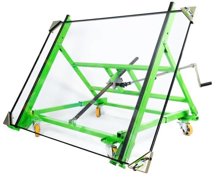 LOGO_TS 600 Profi Plattenschwenkwagen bis 600 kg Traglast