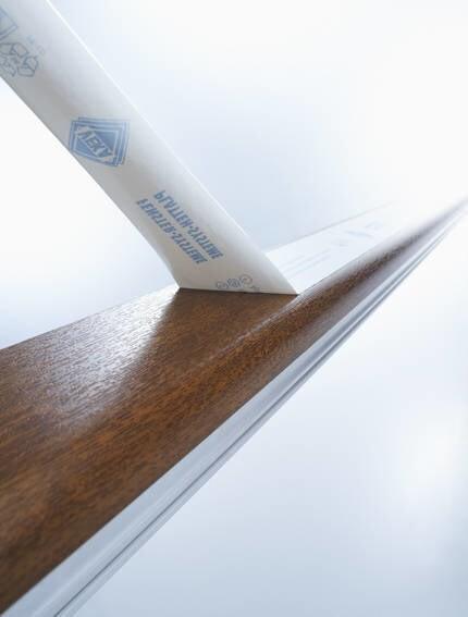 LOGO_B+K TacFlex® Oberflächenschutzfolien für Fensterprofile