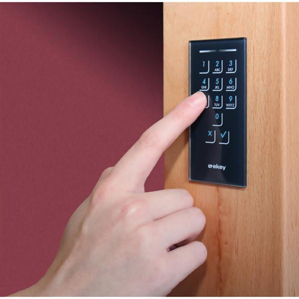 LOGO_Codetastatur ekey home keypad integra 2.0