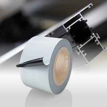 LOGO_protection films for aluminium profiles