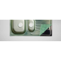LOGO_protection films for stainless steel surfaces