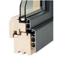 LOGO_Holz-Aluminium Profilsystem für Fenster