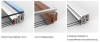 LOGO_Dowels for the attachment of safety rail systems on windows