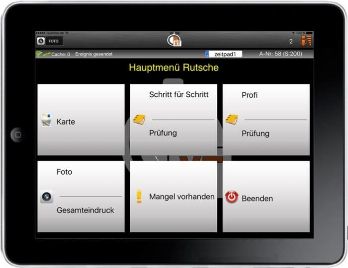 LOGO_Prüfberichtsoftware Zeitpad XT - Spielplatz