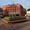LOGO_Bänke mit Bepflanzung