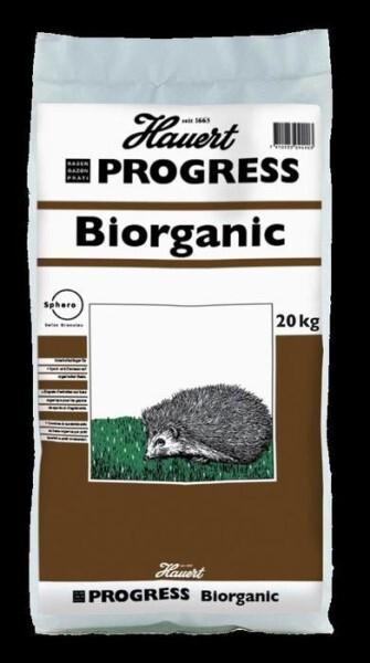 LOGO_Progress Biorganic Rasendünger
